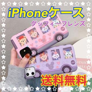 Disney - 送料無料☆iPhoneケース/カバー/7/8/ダッフィーフレンズ/ディズニー