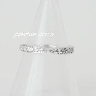Tiffany & Co. - 美品【ティファニー】pt950   ハーモニー ダイヤモンド バンドリング