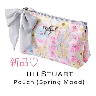 JILLSTUART - ジルスチュアート♡ 限定 ポーチ  スプリングムード