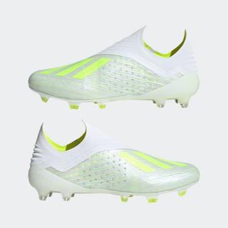 adidas - サッカースパイク  x18+ fg/ag 27.5cm