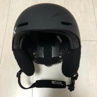 BURTON - ANON ヘルメット  ジュニアS/Mサイズ