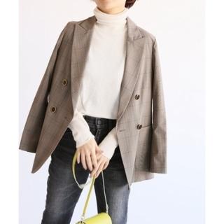 イエナ(IENA)のemko様専用❄️18SS超美品ダブルブレストジャケット36(テーラードジャケット)