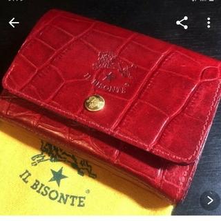 IL BISONTE - ★美品 IL BISONTE財布★