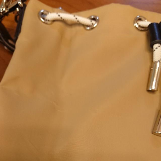 PAPILLONNER(パピヨネ)のpapillonner巾着 レディースのバッグ(ショルダーバッグ)の商品写真