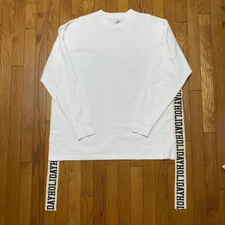 holiday - HOLIDAY SUPER FINE DRY L/S T-SHIRT(TAPE)