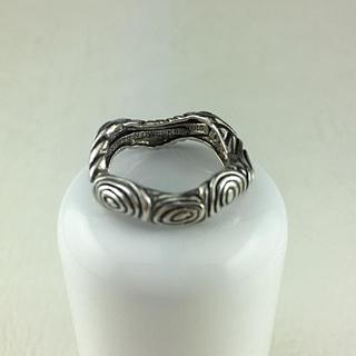 新品 スティーブンデュエック アバロンリング(リング(指輪))