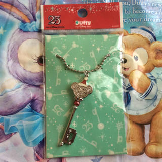 ダッフィー - TDS ダッフィー ぬいぐるみ用 クリスマス ネックレス 🎄✨