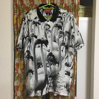 Supreme - シュプリーム  フラミンゴシャツ