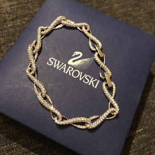 SWAROVSKI - 【新品未使用】スワロフスキー ブレスレット