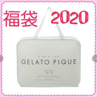 gelato pique - ジェラートピケ 福袋 2020