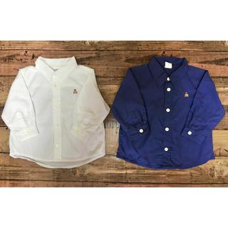 babyGAP - お買い得♪使える♪◆Baby GAP◆シャツ2枚セット ベビー 70-80サイズ