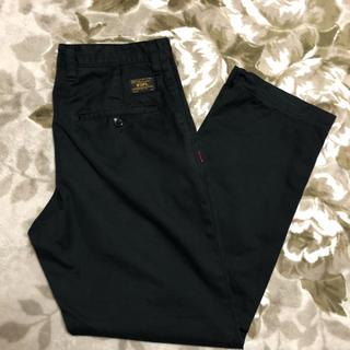 W)taps - 17ss WTAPS trousers KHAKI CHINO パンツ 黒 L