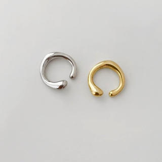 BEAUTY&YOUTH UNITED ARROWS - May classic ear cuff (gold)