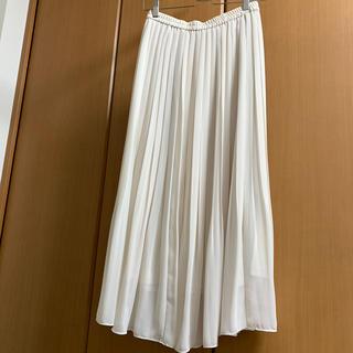 UNIQLO - プリーツスカート