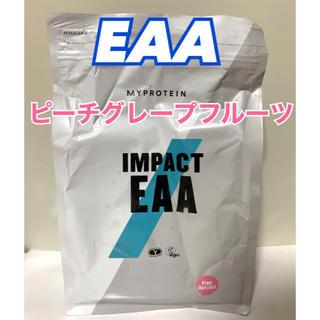 MYPROTEIN - マイプロテイン  EAA アミノ酸 ピーチグレープフルーツ 1kg
