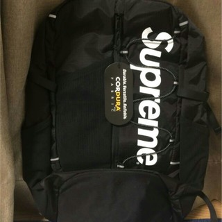 Supreme - Supreme 17ss backpack 新品未使用品