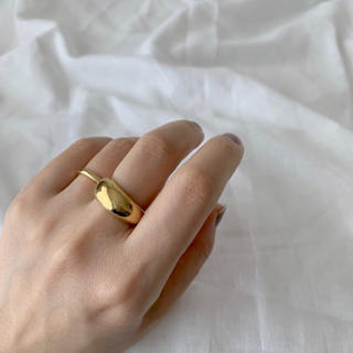 TODAYFUL - アウレトットprice❤︎_ Leona ring(gold)