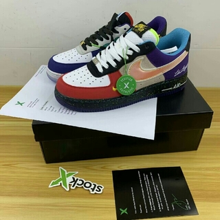 NIKE - Nike Air Force 1 Low What The LAエアフォース1