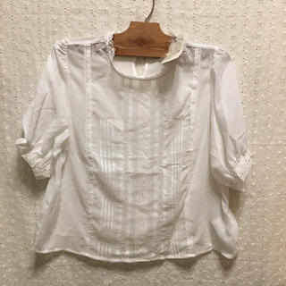 w closet - 感謝sale♥9095♥新品✨W closet③♥ゆったり&可愛いブラウス