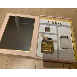 クロエ(Chloe)のクロエ 3Pセット ミラー付き (香水(女性用))