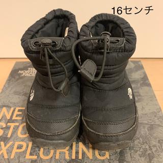 ザノースフェイス(THE NORTH FACE)のTHE NORTH FACEノースフェイス ヌプシ 16センチ(ブーツ)