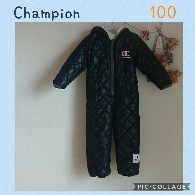 Champion(チャンピオン)のChampion*スキーウェア [100] スポーツ/アウトドアのスキー(ウエア)の商品写真
