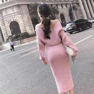 dholic - セットアップ ワンピース ドレス