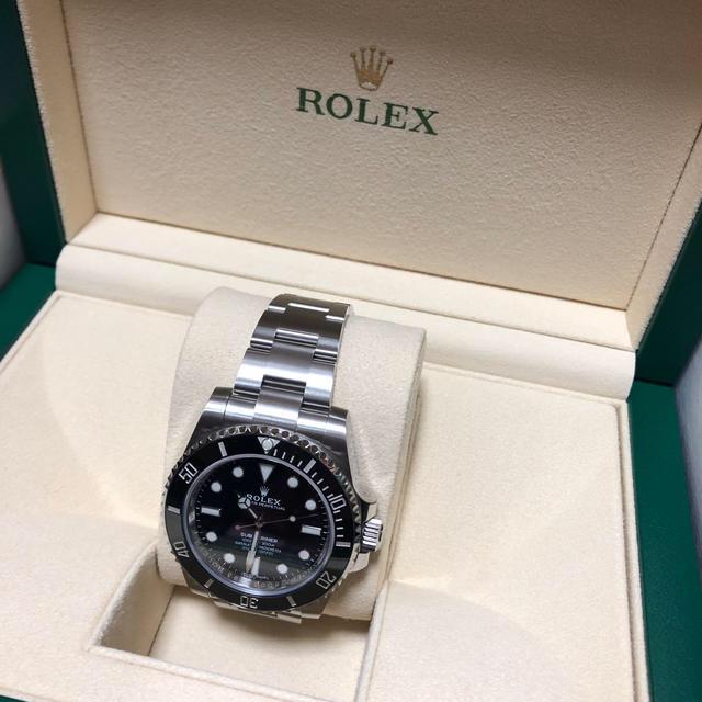 ROLEX - Rolex サブマリーナ ノンデイトの通販 by あゆ's shop