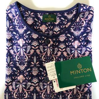MINTON - 【未使用】MINTON ミントン パジャマ ワコール  日本製 ルームウェア M