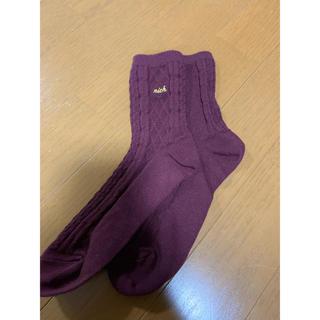 ウィゴー(WEGO)の靴下 wego(ソックス)