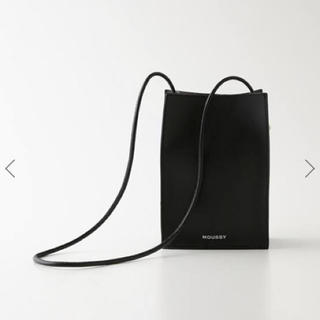 moussy - moussyスクエアバッグ