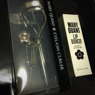 マリークワント(MARY QUANT)のマリークヮント/リップ&ビューラー(コフレ/メイクアップセット)