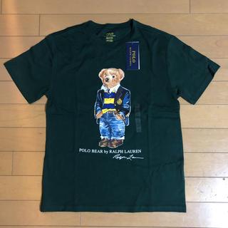 Ralph Lauren - 新品タグ付き ラルフローレン ポロベアTシャツ モスグリーン 150