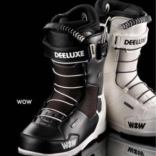 ディーラックス(DEELUXE)のレア!DEELUXEディーラックス●ID 7.1 限定 WOW モデル 25.5(ブーツ)