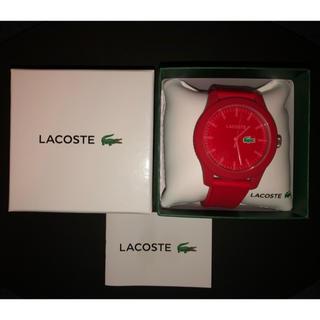 LACOSTE - ラコステ  腕時計