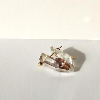 H.P.FRANCE - モナカジュエリー ロックピアス monaka jewellery アッシュペー