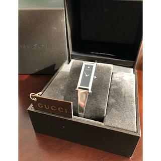 Gucci - GUCCI 稼働品 腕時計 1500L ダイヤ