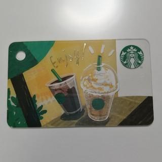 Starbucks Coffee - スターバックス スタバ ミニカード キーホルダー