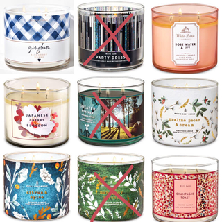 3wick candle