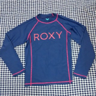 Roxy - 数回着用 ROXY ロキシー 長袖ラッシュガード 150 タグなし