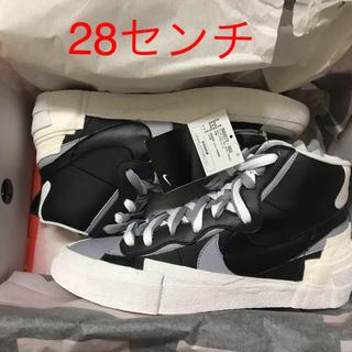 sacai - NIKE×sacai Blazer Mid 28cm ブレザー