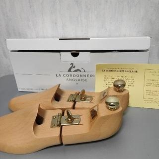 コルドヌリ・アングレーズ 革靴用木型(ローファー/革靴)