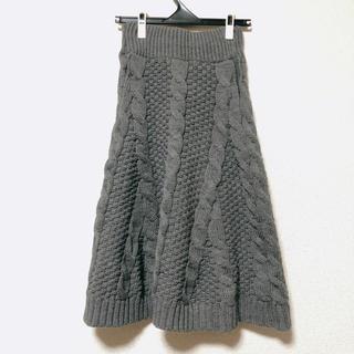 ZARA - 新品未使用 韓国 オルチャン ニット スカート