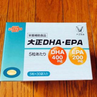 タイショウセイヤク(大正製薬)の大正製薬の大正 DHA・EPA(ビタミン)