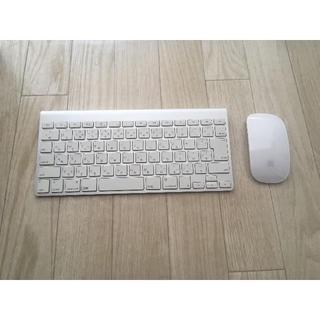 Apple - Apple純正 ワイヤレスキーボードとワイヤレスマウス