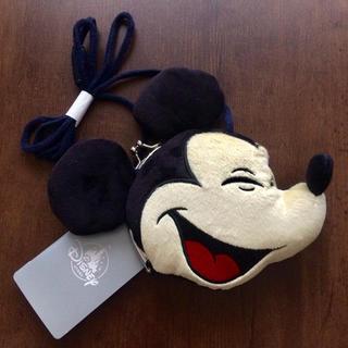 Disney - 【先着1名様限定 ★新品未使用】スマイル ミッキーマウス ダイカット ポシェット
