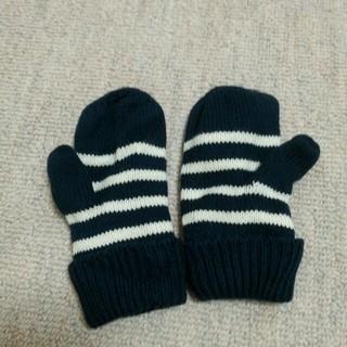 ムジルシリョウヒン(MUJI (無印良品))のキッズミトン(手袋)