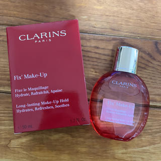 クラランス(CLARINS)のCLARINS フィックスメイクアップ 新品未使用(その他)