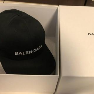 Balenciaga - 新品 17ss バレンシアガ キャップ logo baseball cap