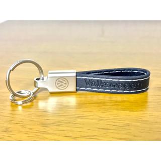 フォルクスワーゲン(Volkswagen)のフォルクスワーゲン レザーキーホルダー(キーホルダー)